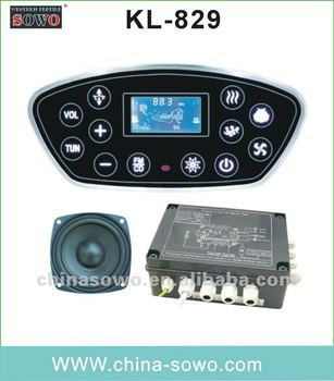 Inducing Bathtub controller with CE certificated