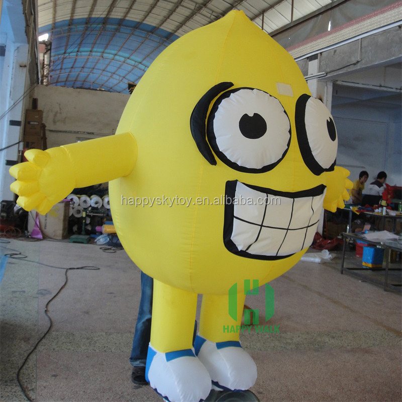 Best selling!! all kinds of lovely inflatable movie cartoon dressing mascot costume with many other cartoon costume for kids