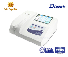 blood testing equipment semi auto biochemistry analyzer