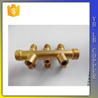 "Brass Pipe Fitting 45 Degree Barstock Street Elbow 1/4"" Female x 1/4"" Male Pipe"