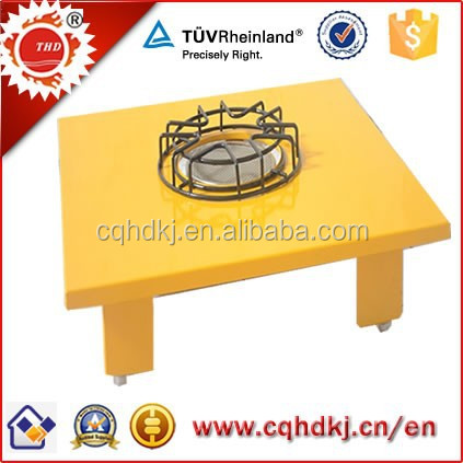 Durable TUV certificated household table top gas cooker