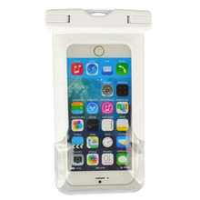 Best-selling wholesale custom clear transparent waterproof PVC telephone bag with sport armband for cell phone