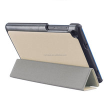 Flip pu leather case for Lenovo Tab3 7 TB3-730F 730M tablet