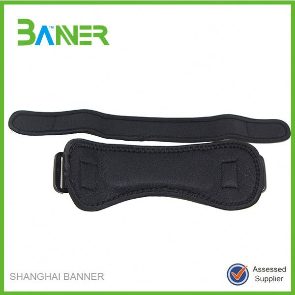 Custom adjustabel hot golf tennis elbow protector