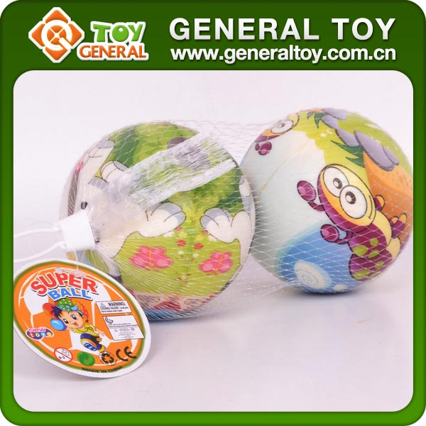4 inches PU Material Type PU Ball Toy Stress Ball