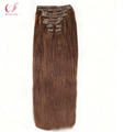 Double Drawn Lace Clip Hair Extensions