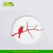 good quality customer design wholesale popular large metal ajanta wall clock models for decoration