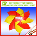 Promotional Logo Printed Toy Windmills For Kids