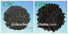 S 2%max Recarburizer CPC/Calcined Petroleum Coke for steelmaking