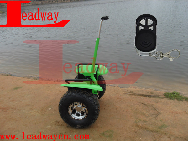 LeadwayBattery status display19 wheel and Max support 200kg off road scooters for adults big wheels( RM09D-T1289)