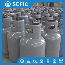Different Sizes And Colors Propane Tanks Empty LPG Gas Cylinder 15KG LPG Cylinder