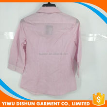 Cheap price high hop blouse for middle aged women