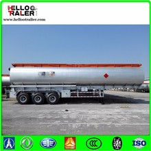 Tri-Axles 1 - 7 compartments 50000L oil tank trailer