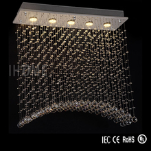 Crystal Pendant Chandeliers For Hotel Decoration, Home Decoration, Projects Lighting Fixtures
