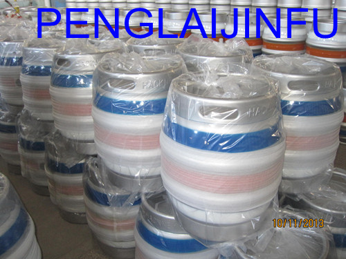 stainless steel gallon drum