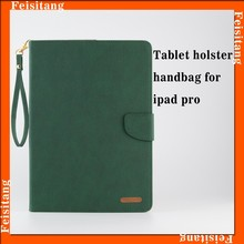 New product tablet holster handbag for ipad pro 12.9 inch tablet cases holster