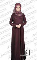 2013 Latest Design Fashion Abaya Kaftan Dubai 0173