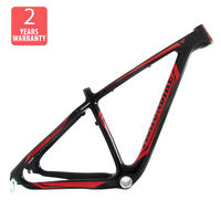Pro Decals Service YS-FM029 29er Carbon Mountain Bike Frame