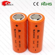 in stock MNKE26650 3500mah 3.7v lithium ion battery for house appliance