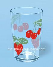 new style printing glass cup