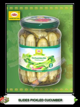 canned pickled cucumber vietnam