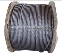 Electro galvanized steel wire for elevator price