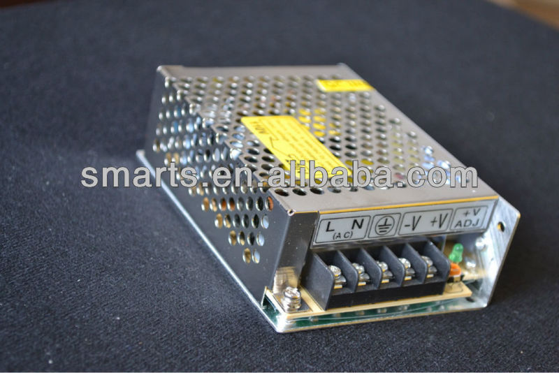 24v 60w enclosed switching power supply