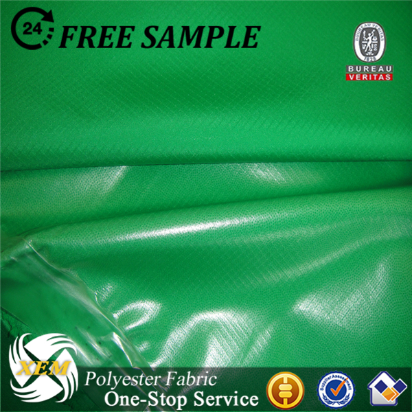 Superior qulaity breathable water resistant polyester fabric