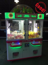 Lucky Baby game machine Coin Operated Arcade game machine Toy claw Machine