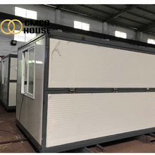 Hot Sale folding buildings building construction aluminium shipping container