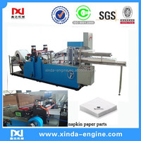 Automatic Folding Napkin Paper Machine with High Speed paper napkins counting machine NP-7000K