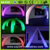 inflatable christmas lighting inflatable entrance arch