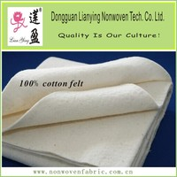 100%cotton custom felt and padding for handcrafts