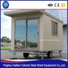 prefabricated container house Galvanized steel structure container house 20ft shipping container house