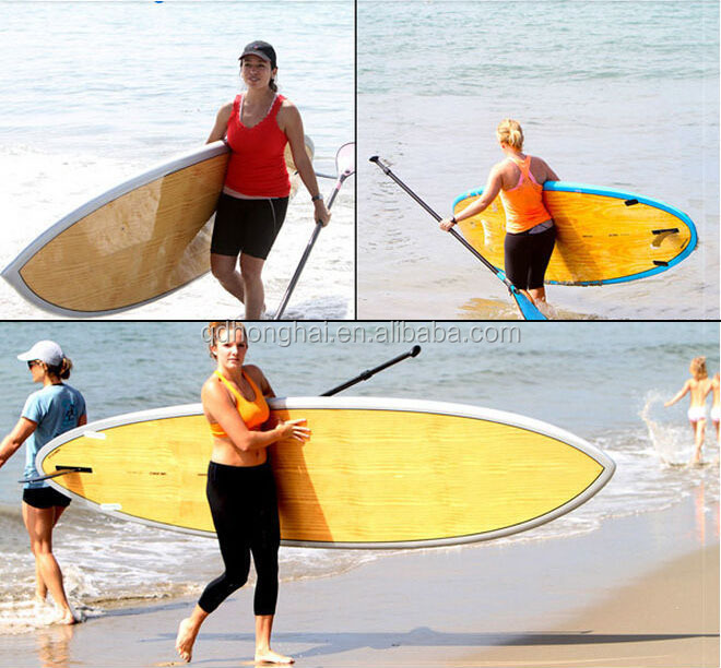 SUP Inflatable Stand Up Paddleboard or Surfboard for Extreme Water Sports Surfing