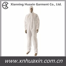 Disposable PP Coverall - Nonwoven PP Coverall