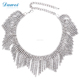 Fashion Elements Crystal Ornament Supernatural Charms Choker