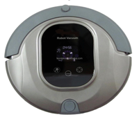 Made in china robot vacuum cleaner with mop uv light recharging rechargeable vacuum cleaner