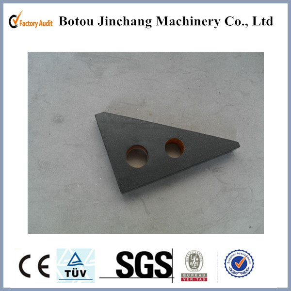 granite high precision flatness gauge measuring tool granite angle square ruler