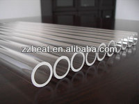 Quaetz Tube Furnace Quartz Glass Tube