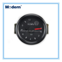 LED double needle pressure gauge