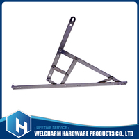 High quality aluminium adjustable casement window stay