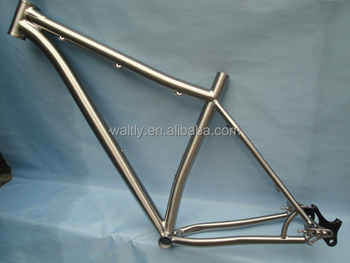 Industrial direct selling 650B titanium mountain bike frame