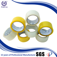 Strong Transparent Packing Packaging Tape Adhesive