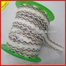 Charming Picot Edge Binding Elastic for underwear or briefs