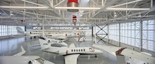 Hot sale & high quality Metal Steel Structre Airplane Hangar