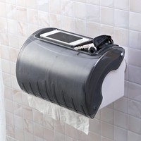 Factory direct sale high quality luxury free standing toilet paper holder