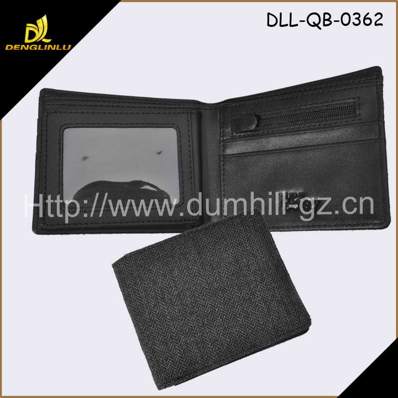 RFID Blocking Stylish Excellent Travel Bifold Wallet For Men