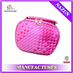 online shopping hong kong bag manufacturer leather small pouch bag