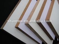 Suitable for face and back melamine MDF